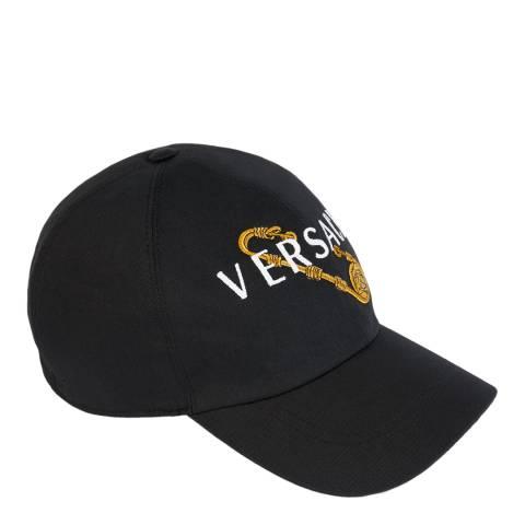 Versace Black Versace Safety Pin Cap