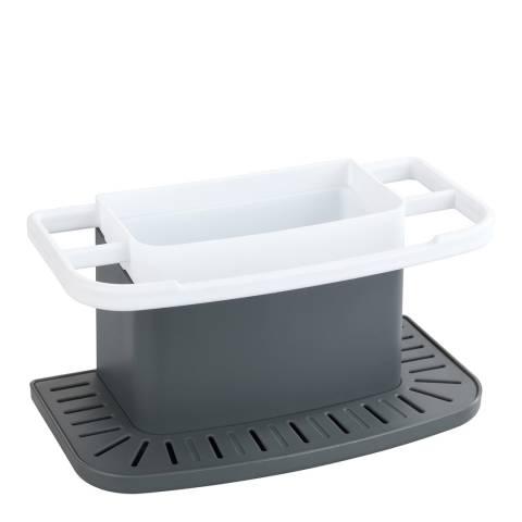 Wenko Set of 4 Grey Cosmo Sink Organizers