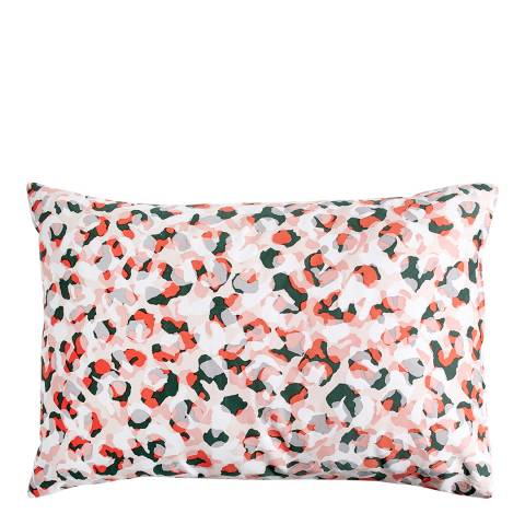 DKNY Wild Geo Housewife Pillowcase, Blush