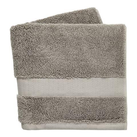 DKNY Lincoln Bath Sheet, Oat