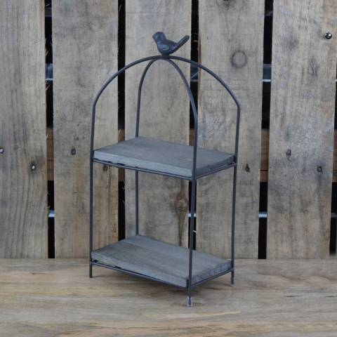 The Satchville Gift Company Two tiered metal display