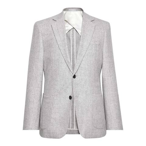 Reiss Stone Lord Slim Suit Jacket