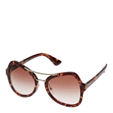Prada Women's Brown Prada Sunglasses