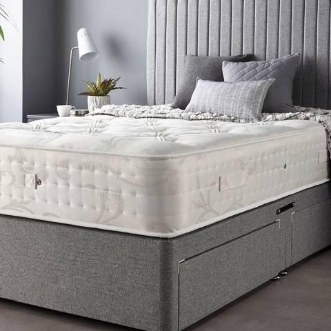Aspire Furniture Kingsize Cashmere 2000 Pocket Mattress - 5ft
