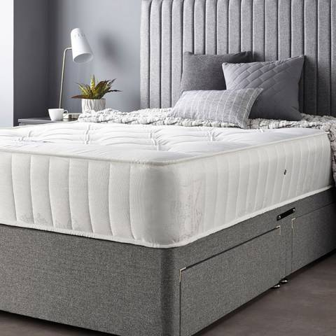 Aspire Furniture Double Ortho Pocket Mattress - 4ft6