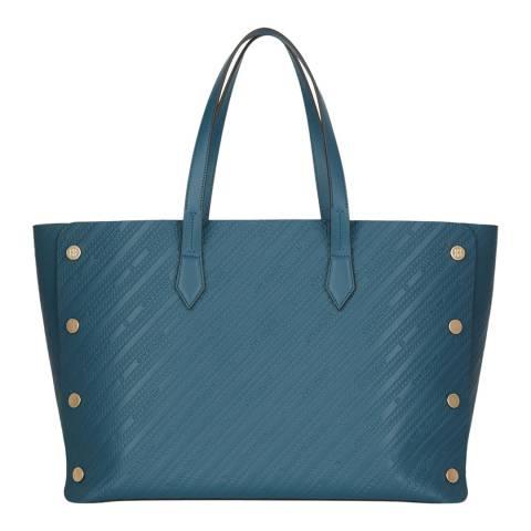 Givenchy Petrol Blue Bond Givenchy Tote Bag