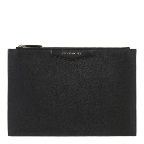 Givenchy Black Antigona Givenchy Pouch/Clutch Bag