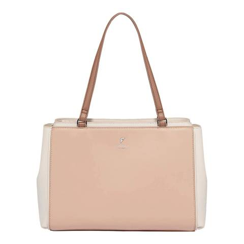 Fiorelli Nude Mix Sophia Shoulder Bag