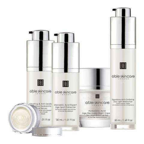 Able Skincare 5 Piece Revolutional Age Collection Discovery Set