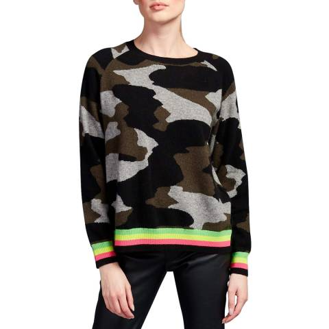 Scott & Scott London KELLY STRIPE CAMO