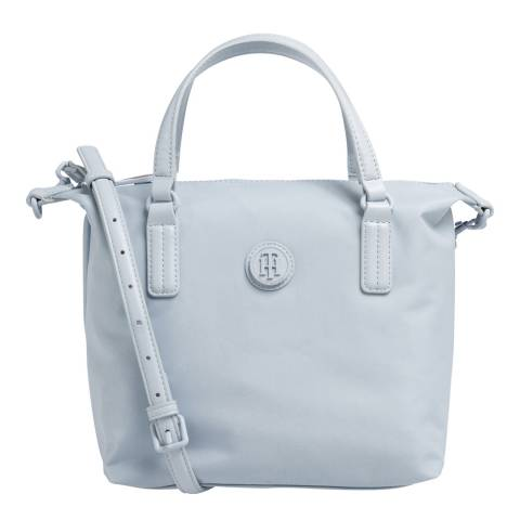 Tommy Hilfiger Blue Small Poppy Tote