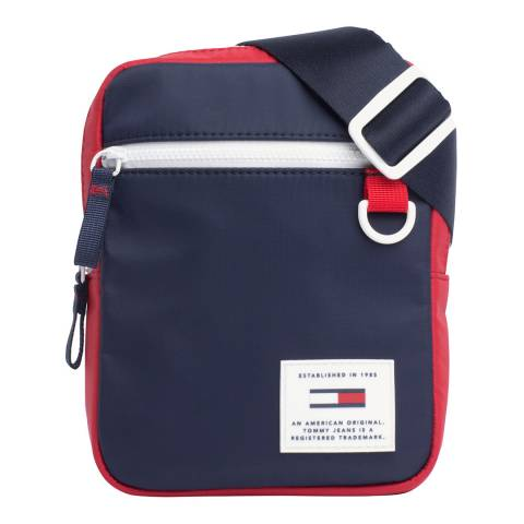 Tommy Hilfiger Navy Tommy Jeans Urban Tech Messenger