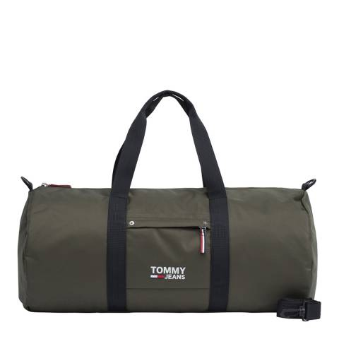Tommy Hilfiger Olive Night Cool City Duffle