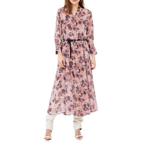 IRO Pink Maddie Dress