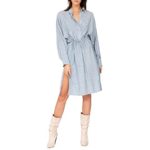 IRO Light Blue Markala Dress
