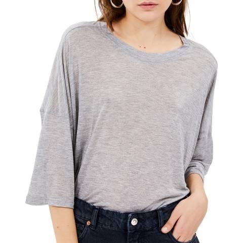IRO Grey Sober T-Shirt