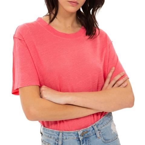 IRO Coral Spire Linen T-Shirt