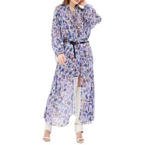 IRO Blue Wye Dress