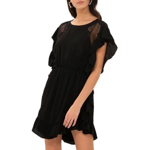 IRO Black Zestful Dress