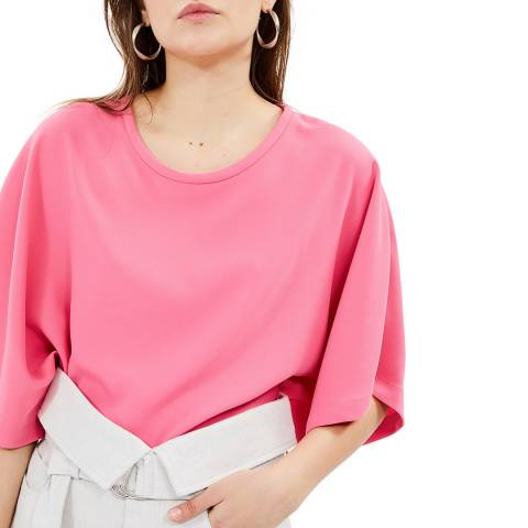 IRO Pink Fiori Top