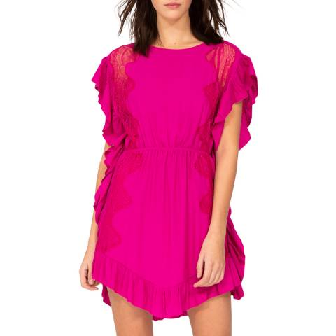 IRO Fuschia Zestful Dress