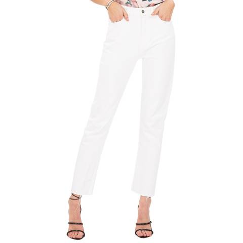 IRO White Hope Slim Cotton Jeans