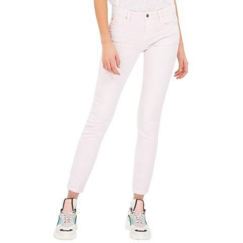 IRO Pale Pink Jarodcla Skinny Stretch Jeans