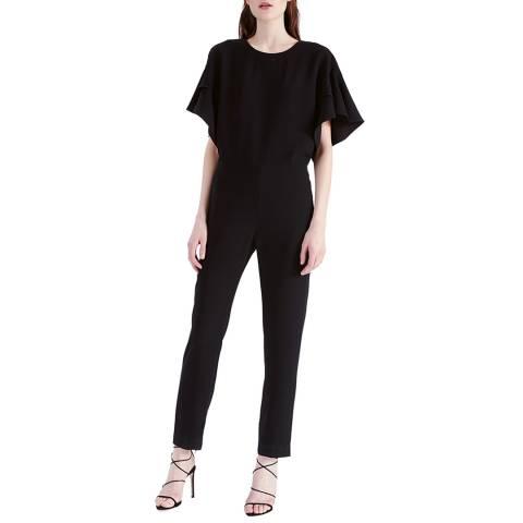 IRO Black Singles Jumpsuit