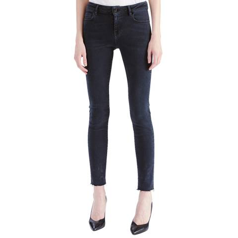 IRO Black Surfer Skinny Stretch Jeans