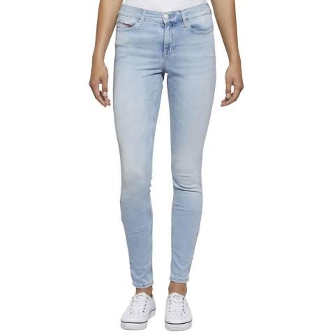 Tommy Hilfiger Light Blue Nora Skinny Stretch Jeans
