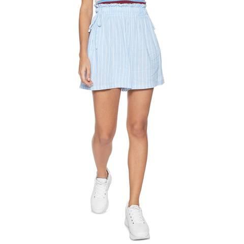 Tommy Hilfiger Blue Summer Stripe Shorts