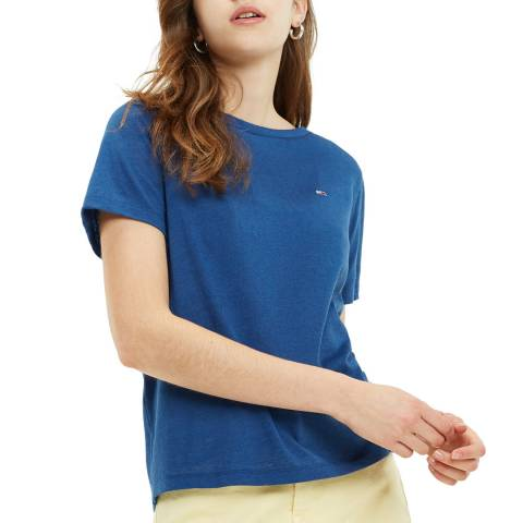 Tommy Hilfiger Blue Summer Classic T-Shirt