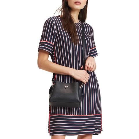 Tommy Hilfiger Navy Stripe Blazer Dress