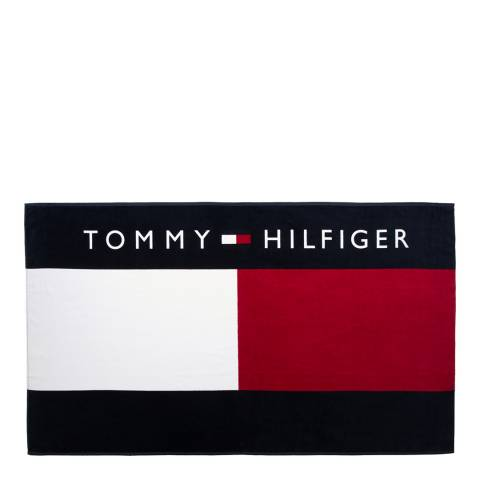 Tommy Hilfiger Navy Blazer TOWEL