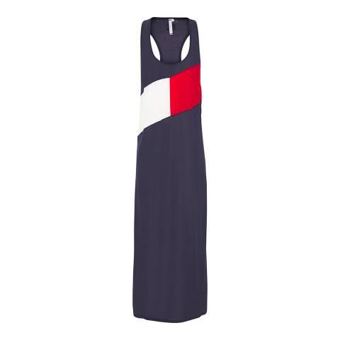 Tommy Hilfiger Navy Blazer CLB TANK DRESS