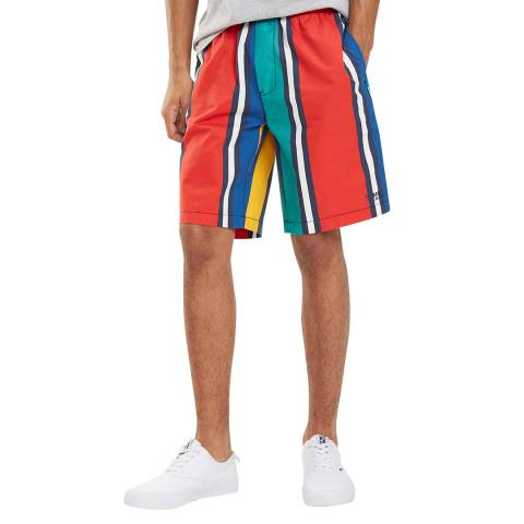Tommy Hilfiger Multi Stripe Basketball Shorts