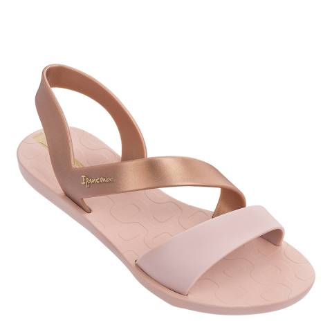 Ipanema Vibe Sandal 21 Rose Matt