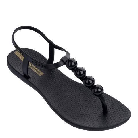 Ipanema Black Pebble Charm 21 Sandals