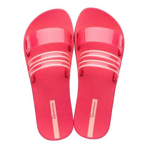 Ipanema New Clear Slide Bright Pink