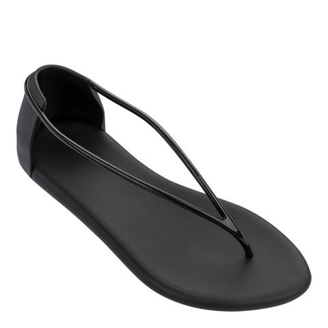 Ipanema Black Starck Ting Sandals