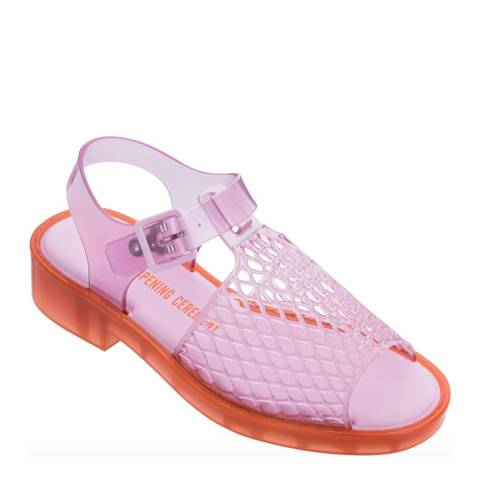 Melissa + Opening Ceremony Opening Ceremony Hatch Ice Pink Contrast