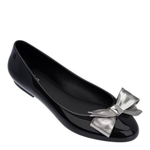 Melissa Black Doll Dream Bow Ballet Pump