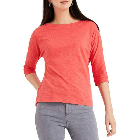 Phase Eight Pink Belle T-Shirt