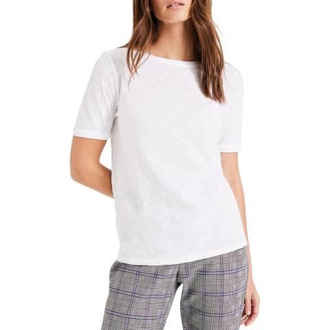 Phase Eight White Elspeth T-Shirt