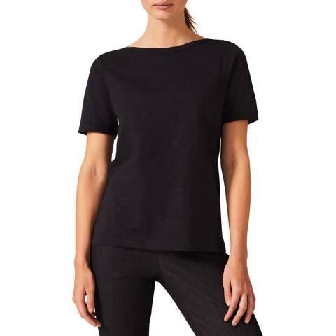 Phase Eight Navy Elspeth T-Shirt