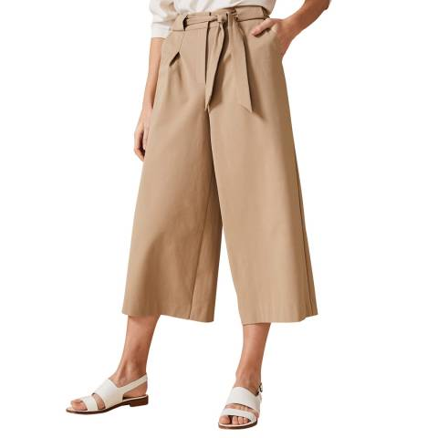 Phase Eight Beige Jeannine Cullottes