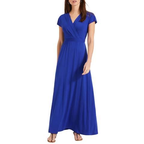 Phase Eight Blue Mel Maxi Dress