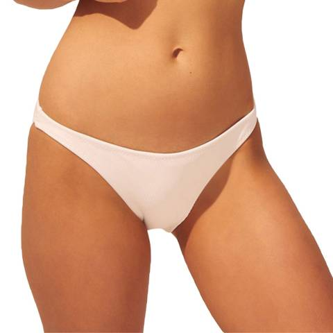 Solid & Striped The Ivory Fiona Rib Bottom