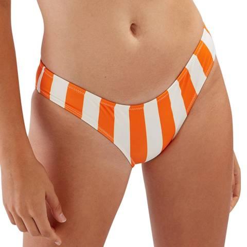 Solid & Striped The Marigold Stripe Elle Bottom