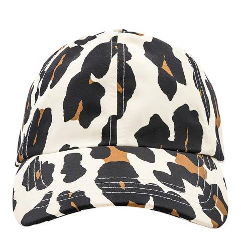 Solid & Striped Leopard Baseball Hat